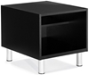 Picture of Global 7885 Black End Table With Storage