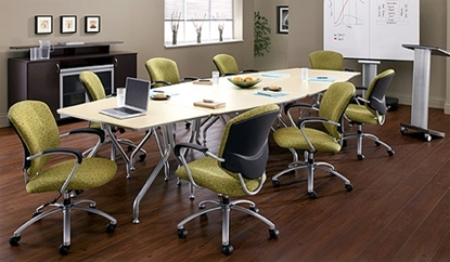 Picture of Global BK132S 11' Bungee Conference Table