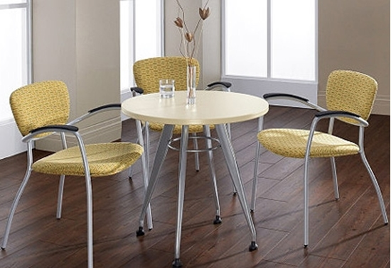 Global Gc36cf 36 Small Round Office Table, Small Round Office Tables