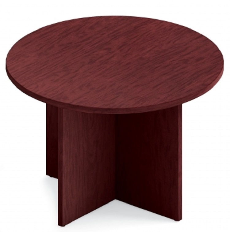 global g48ch 48 u0026quot  small round office table
