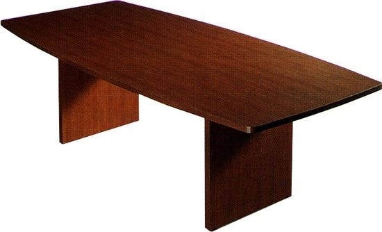 Picture of Global GCT10 10' Boat Shaped Conference Table
