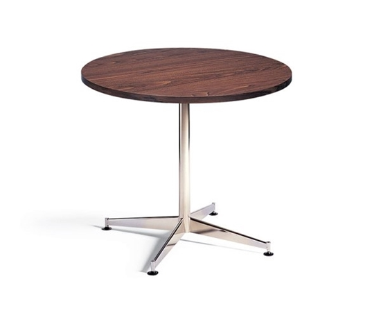 "Picture of Global GCAR36 36"" Round Lunchroom Table"