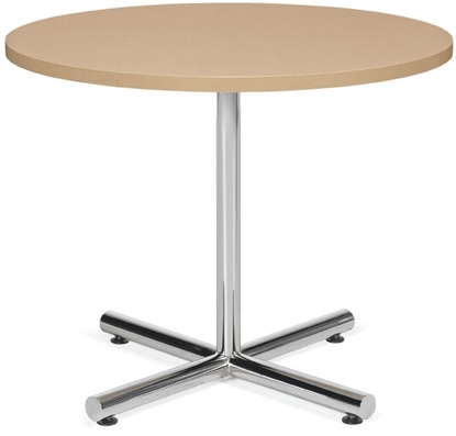 "Picture of Global GCRR36  36"" Round Lunch Room Table"