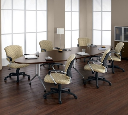 Picture of Global GEL10WSTM 10' Conference Table