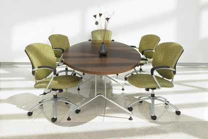 Picture of Global GEL6STM 6 ft Conference Table