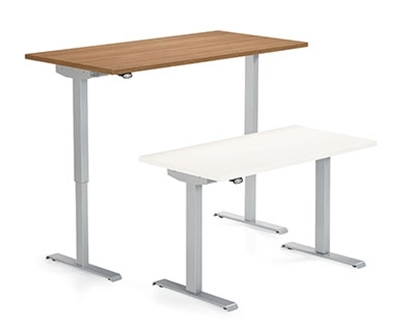 "Picture of Global PHAT3072T  72"" Sit Stand Desk"
