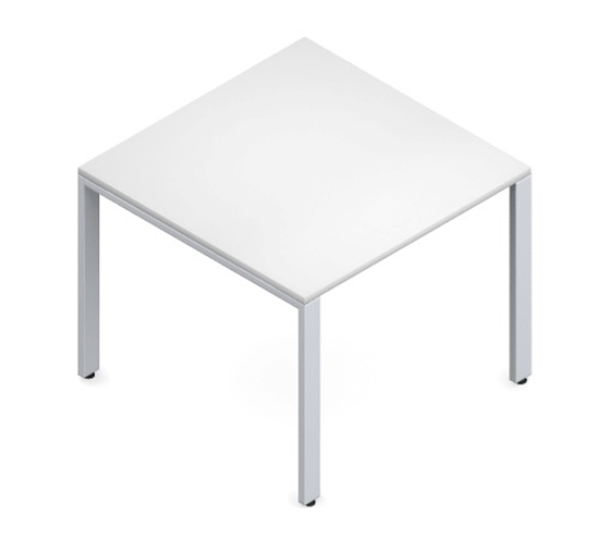 Picture of Global PN363629 Square Office Table
