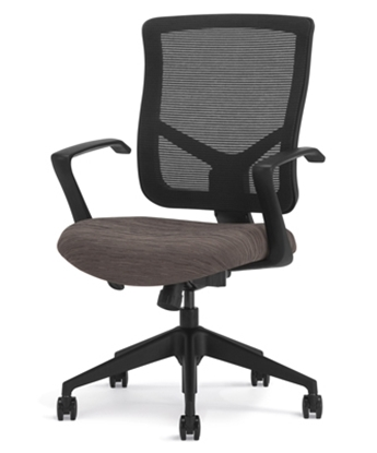 Picture of Highmark 607-S2-A7 Adjustable Mesh Office Chair