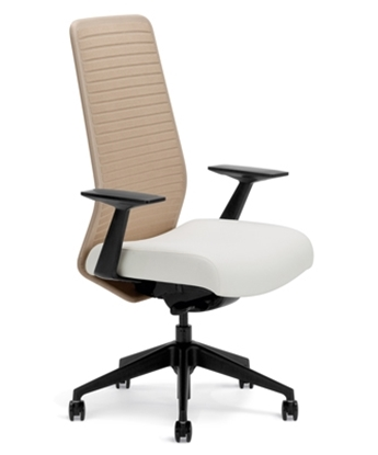 Picture of Highmark 7110K-S2-A40 High Back Adjustable Office Chair