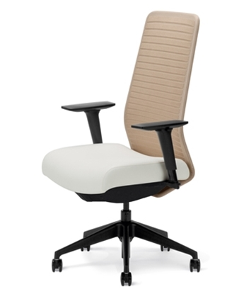 Picture of Highmark 7110K-R3-A23 High Back Executive Office Chair