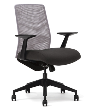 Picture of Highmark 7107M-S2-A40 Mesh Back Adjustable Office Chair
