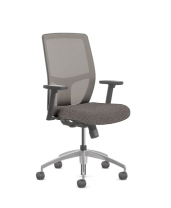 Picture of Highmark 1510-E1-A71-B12-SS3 Executive Mesh Chair