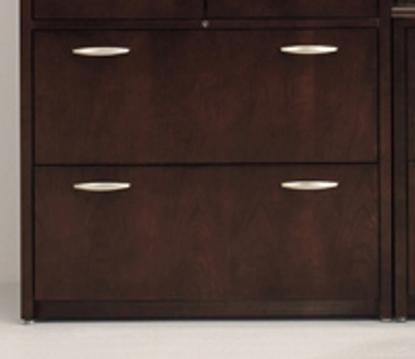 Picture of JSI FN3630LF Wood Veneer Lateral File