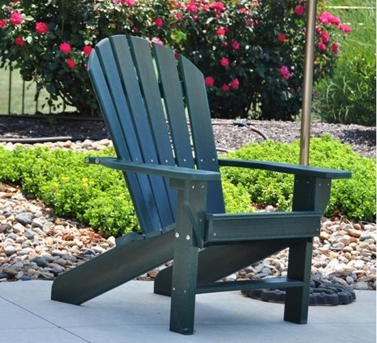 Picture of Jayhawk Plastics  PB ADSEA Seaside Adirondack Chair