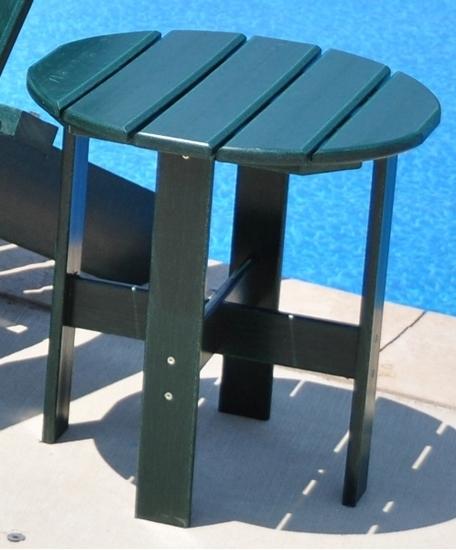 Picture of Jayhawk Plastics  PB ADTRAST Outdoor Side Table