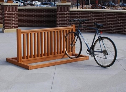 Picture of Jayhawk Plastics  PBBIKE Bike Rack