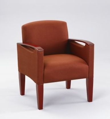 Picture of Lesro F1451K6 Waiting Room Chair