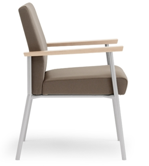Picture of Lesro MG1101 Mystic Guest Chair