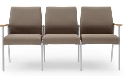 Picture of Lesro MG3101 Mystic 3 Seat Sofa