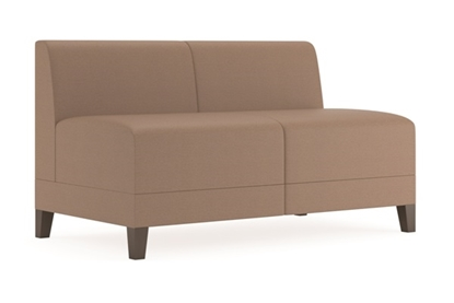 Picture of Lesro FT1502 Armless Loveseat