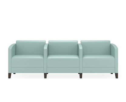 Picture of Lesro FT3103 3 Seat Sofa with Center Arms