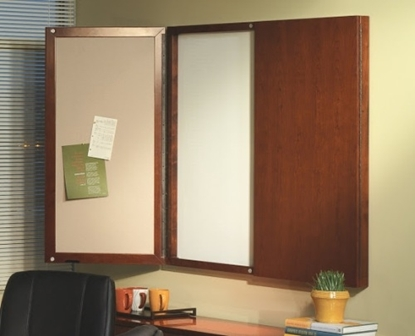 Picture of Safco SCWB Dry Erase Presentation Board