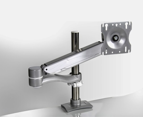 Picture of Safco EZKC1 Pole Mount Monitor Arm