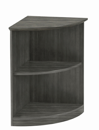 Picture of Safco MVBQ2 Corner Bookcase