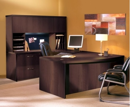 Picture of Safco AT2 U Shaped Desk