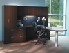 Picture of Safco AT22 L Shaped Desk with Hutch