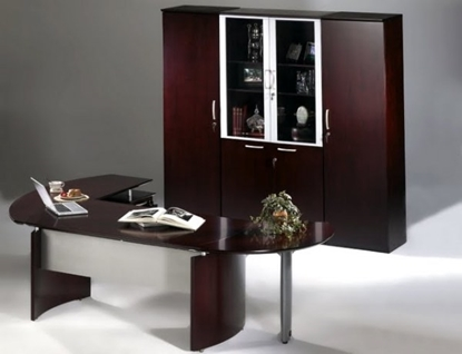 Picture of Safco NT11 Executive Desk