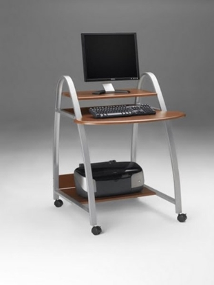 Picture of 971 Mobile Computer Cart