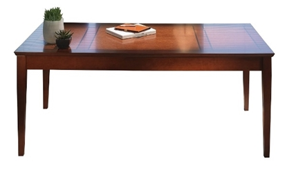 """Picture of Safco STD  72"""" Executive Table Desk"""