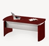 """Picture of Safco MND63 63"""" Table Desk with Center Drawer"""
