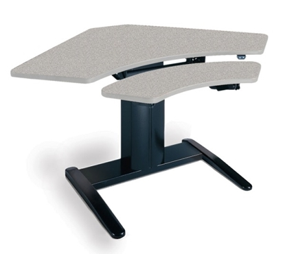 Picture of 690W Height Adjustable Workstation
