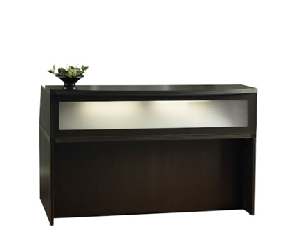 Picture of Safco AT46 Double Pedestal Reception Desk