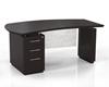 Picture of Safco STLD66B Single Pedestal Desk