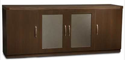 "Picture of Safco ALC 72"" Low Wall Office Cabinet"