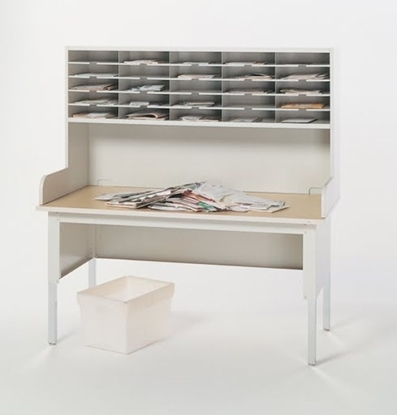 "Picture of TB60  60"" Height Adjustable Table"
