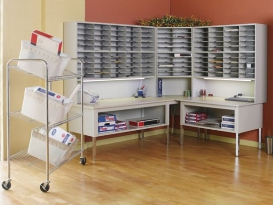 Picture of TB60 Complete Corner Mail System