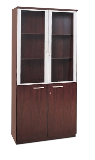 Picture of Safco VHC High Wall Cabinet with Doors