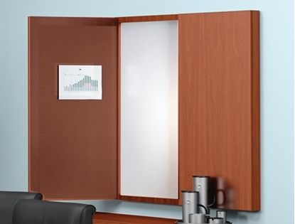 Picture of Safco AVPB Visual Presentation Board