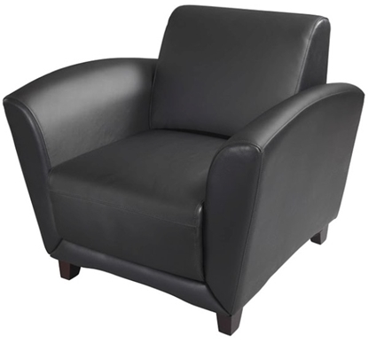 Picture of Safco VCC1 Leather Lounge Chair