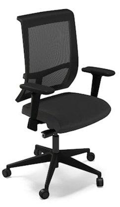 Picture of Mayline C1BB2 Mesh Task Chair