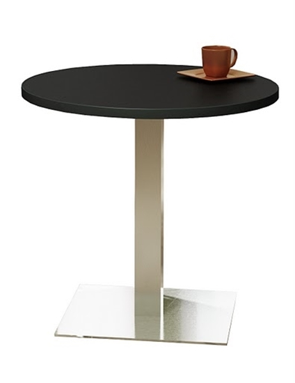 """Picture of Safco CA36RLS Bistro 36"""" Round Lunch Room Table"""