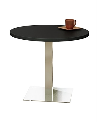 "Picture of Safco CA42RLS Bistro 42"" Round Lunchroom Table"