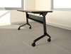 """Picture of Safco LF1872T Flip-N-Go 72"""" Rectangular Training Table"""