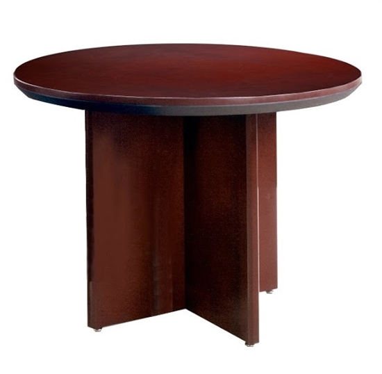 Picture of Safco CTRND Wood Veneer Round Table