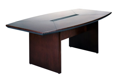 Picture of Safco CTC84 7' Wood Veneer Conference Table