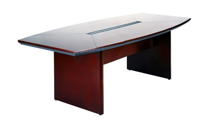 Picture of Safco CTC96 8' Wood Veneer Conference Table
